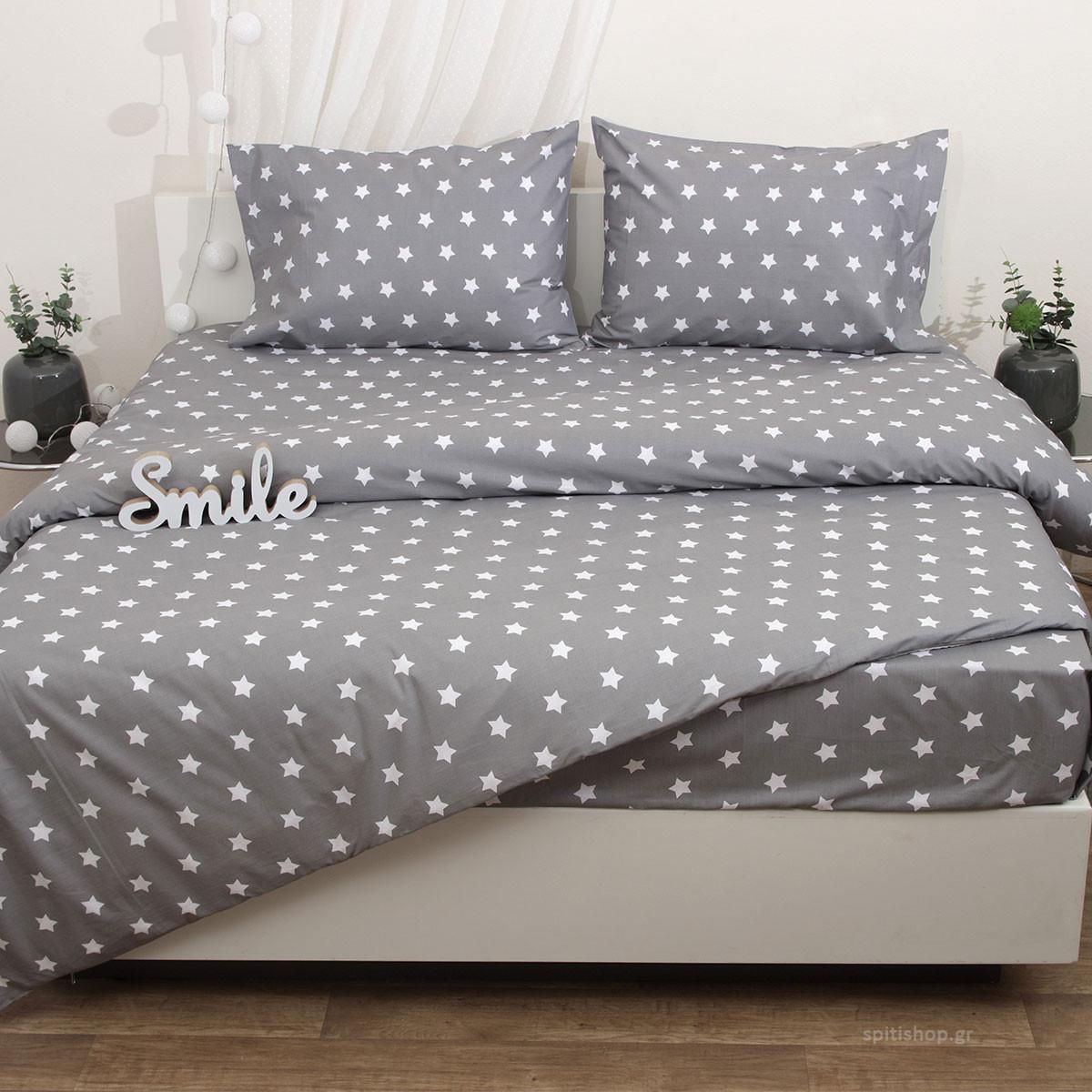 Πάπλωμα Ημίδιπλο (Σετ) Viopros Fresh Τζάσπερ home   κρεβατοκάμαρα   παπλώματα   παπλώματα ημίδιπλα   διπλά
