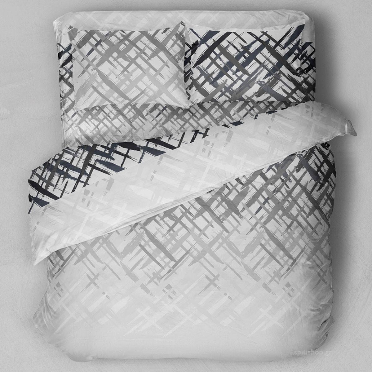 Παπλωματοθήκη Ημίδιπλη (Σετ) Viopros Fresh Ντέστινι home   κρεβατοκάμαρα   παπλωματοθήκες   παπλωματοθήκες ημίδιπλες   διπλές