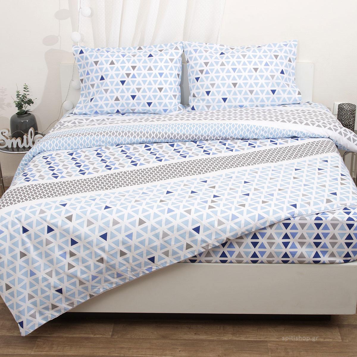 Πάπλωμα Ημίδιπλο (Σετ) Viopros Fresh Κέλβιν home   κρεβατοκάμαρα   παπλώματα   παπλώματα ημίδιπλα   διπλά