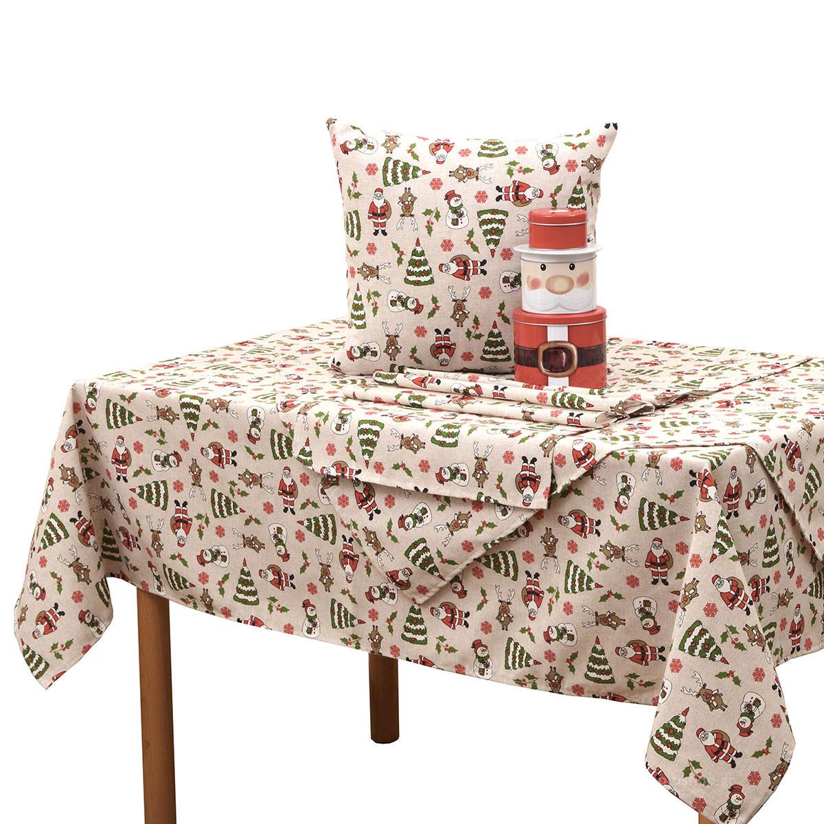 Χριστουγεννιάτικο Μαξιλάρι Viopros 4440 home   χριστουγεννιάτικα   χριστουγεννιάτικα μαξιλάρια