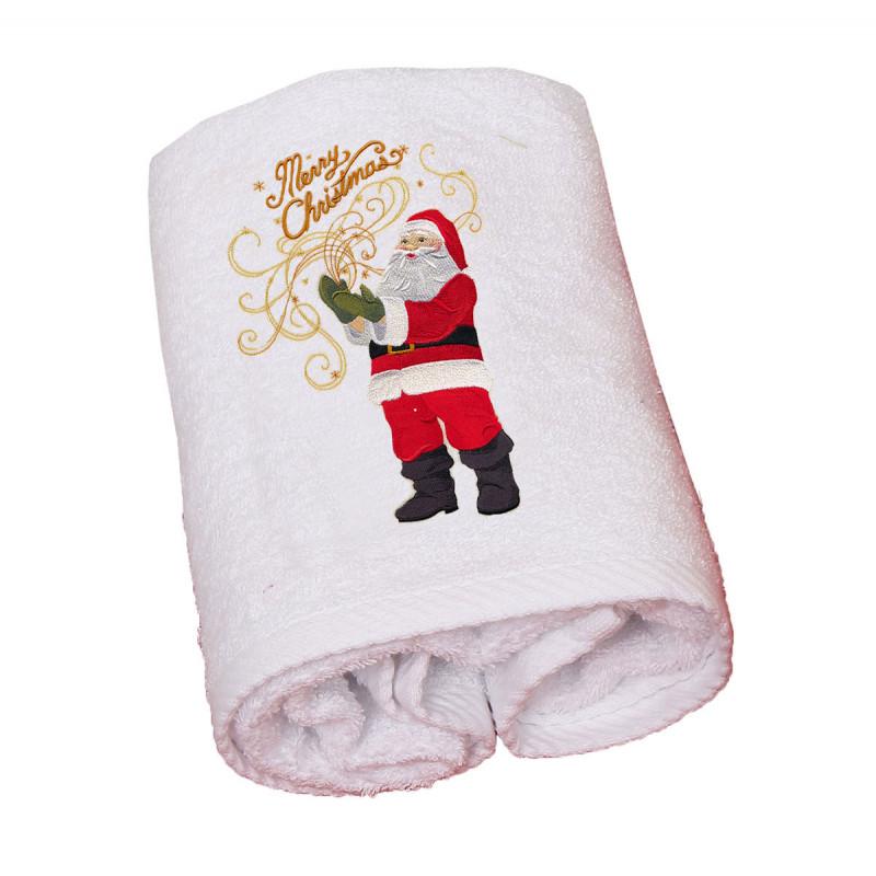 Χριστουγεννιάτικη Πετσέτα (50x90) Viopros 2311