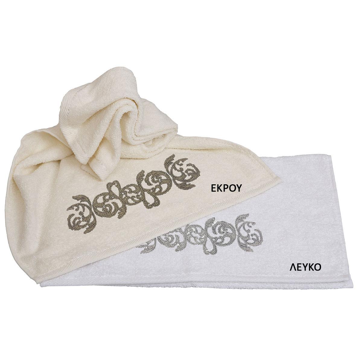 Πετσέτες Μπάνιου (Σετ 2τμχ) Viopros Bath Ideas Σχ 35 home   μπάνιο   πετσέτες μπάνιου