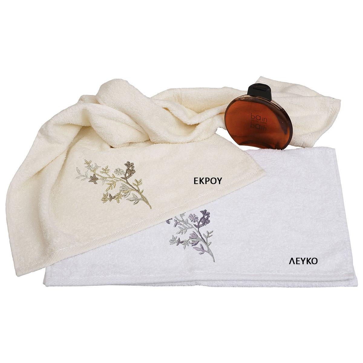 Πετσέτες Μπάνιου (Σετ 3τμχ) Viopros Bath Ideas Σχ 37 home   μπάνιο   πετσέτες μπάνιου