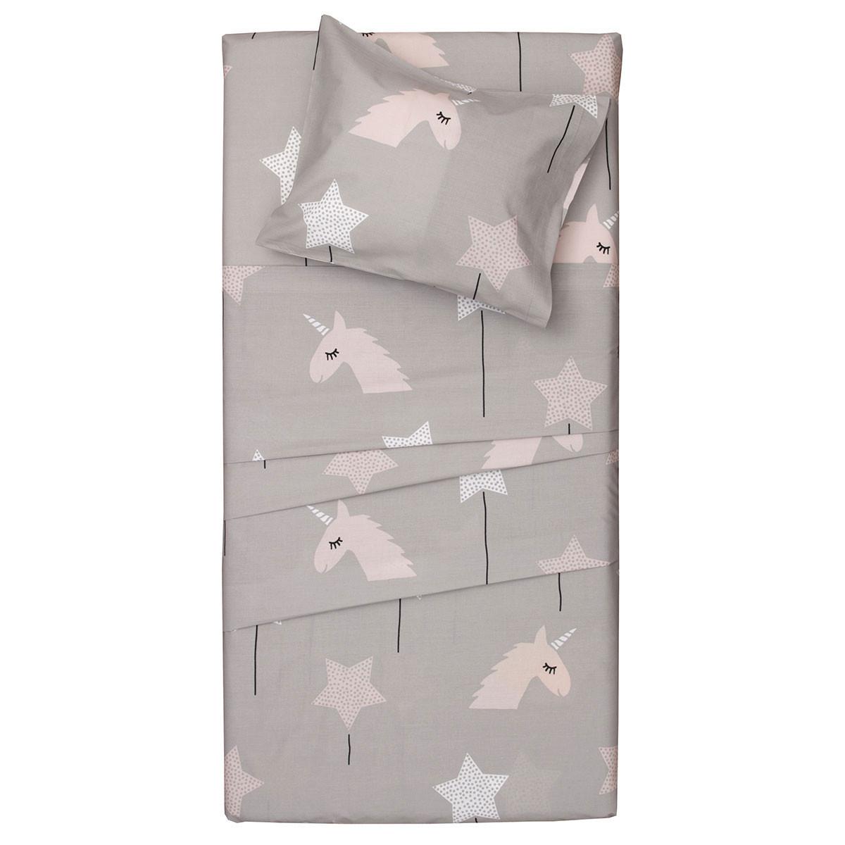 Πάπλωμα Κούνιας Viopros Baby Cotton Κορίνα