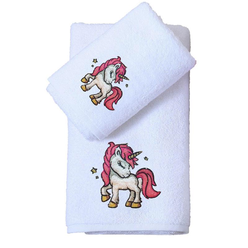 Παιδικές Πετσέτες (Σετ 2τμχ) Viopros Έλοντι