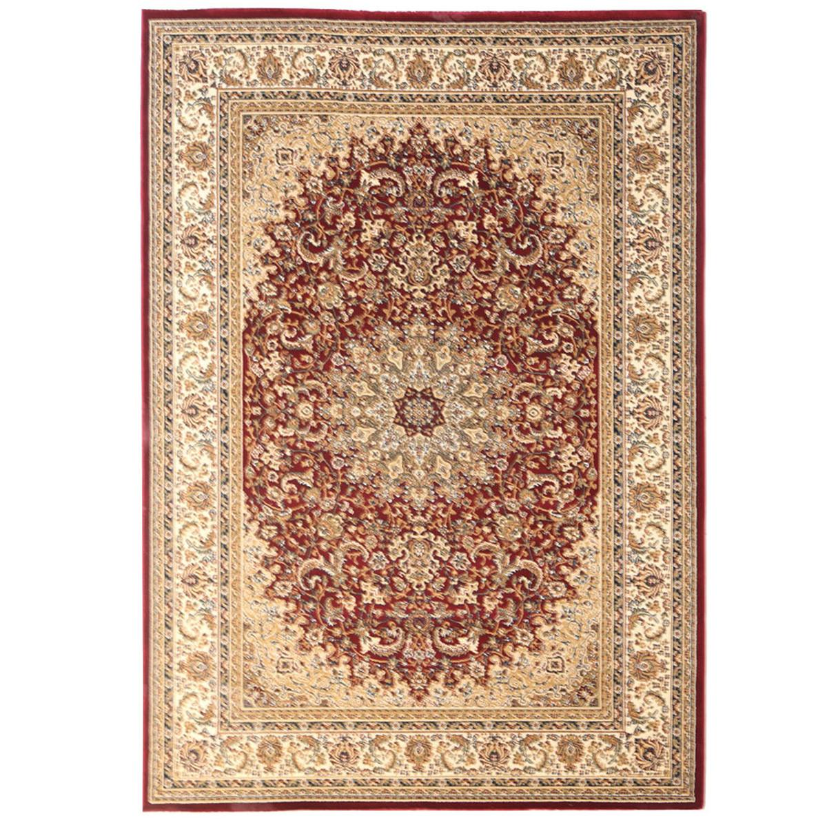 Χαλί (140×190) Royal Carpets Sydney 6317 Red