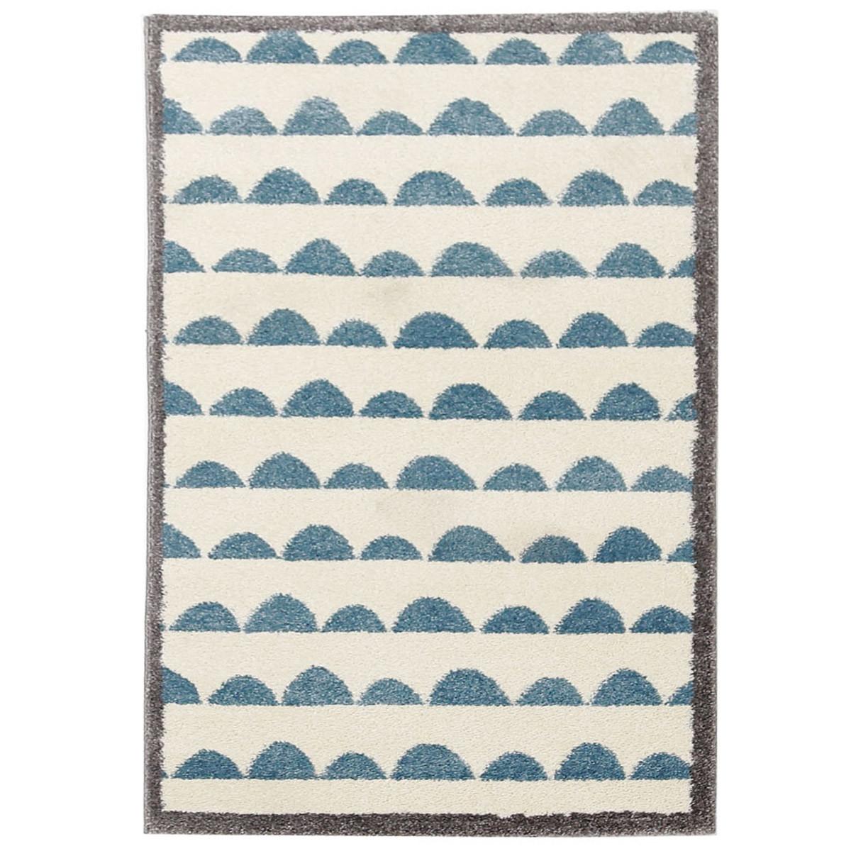 Παιδικό Χαλί (80x150) Royal Carpets Dream 14 Blue Grey