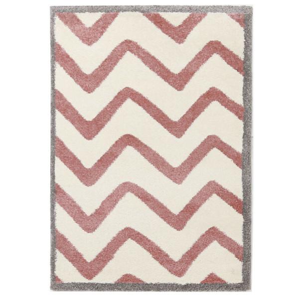 Παιδικό Χαλί (80x150) Royal Carpets Dream 20 Pink Grey