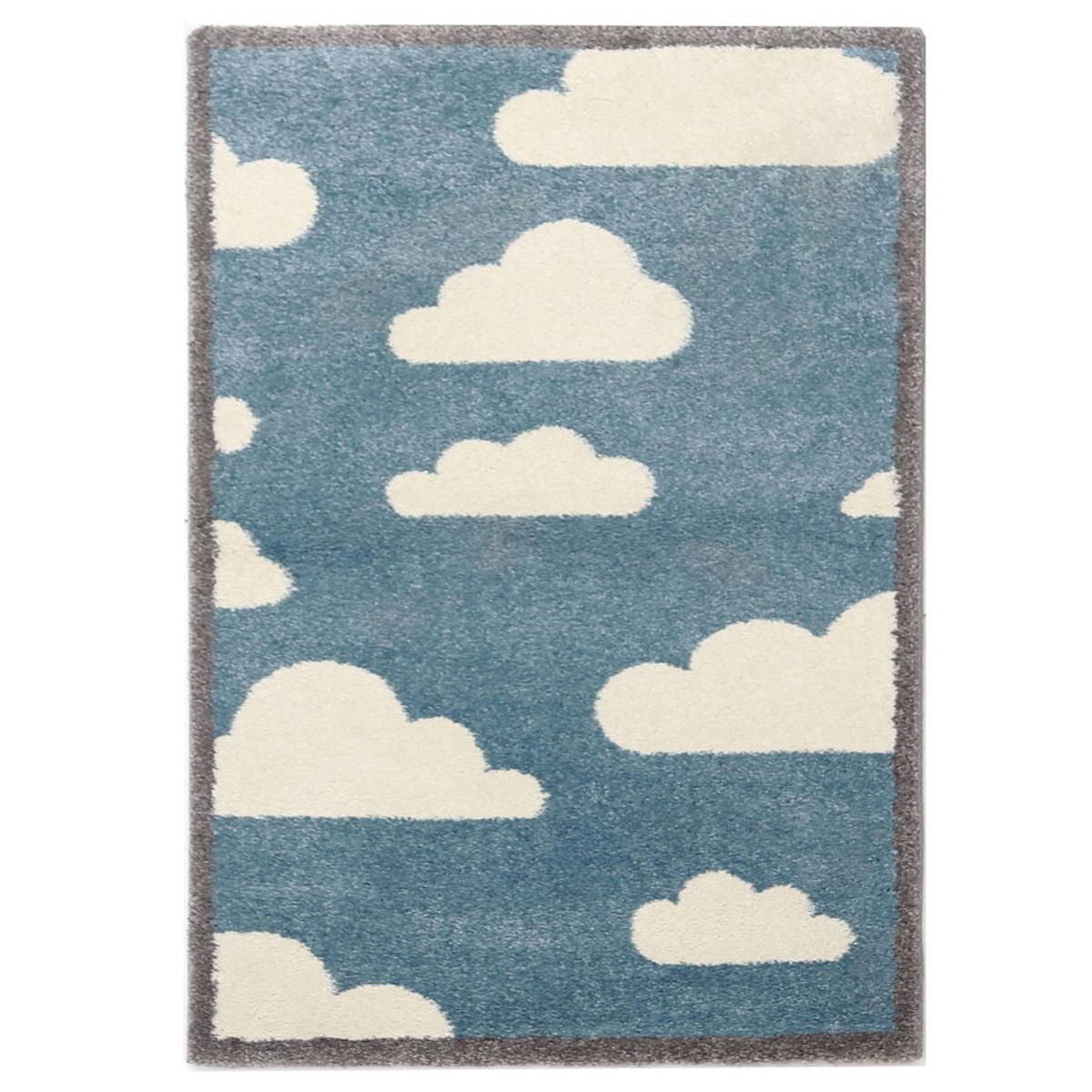 Παιδικό Χαλί (80x150) Royal Carpets Dream 24 Blue Grey