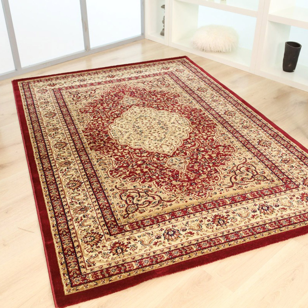 Χαλί (200×250) Royal Carpets Olympia 7108E Red