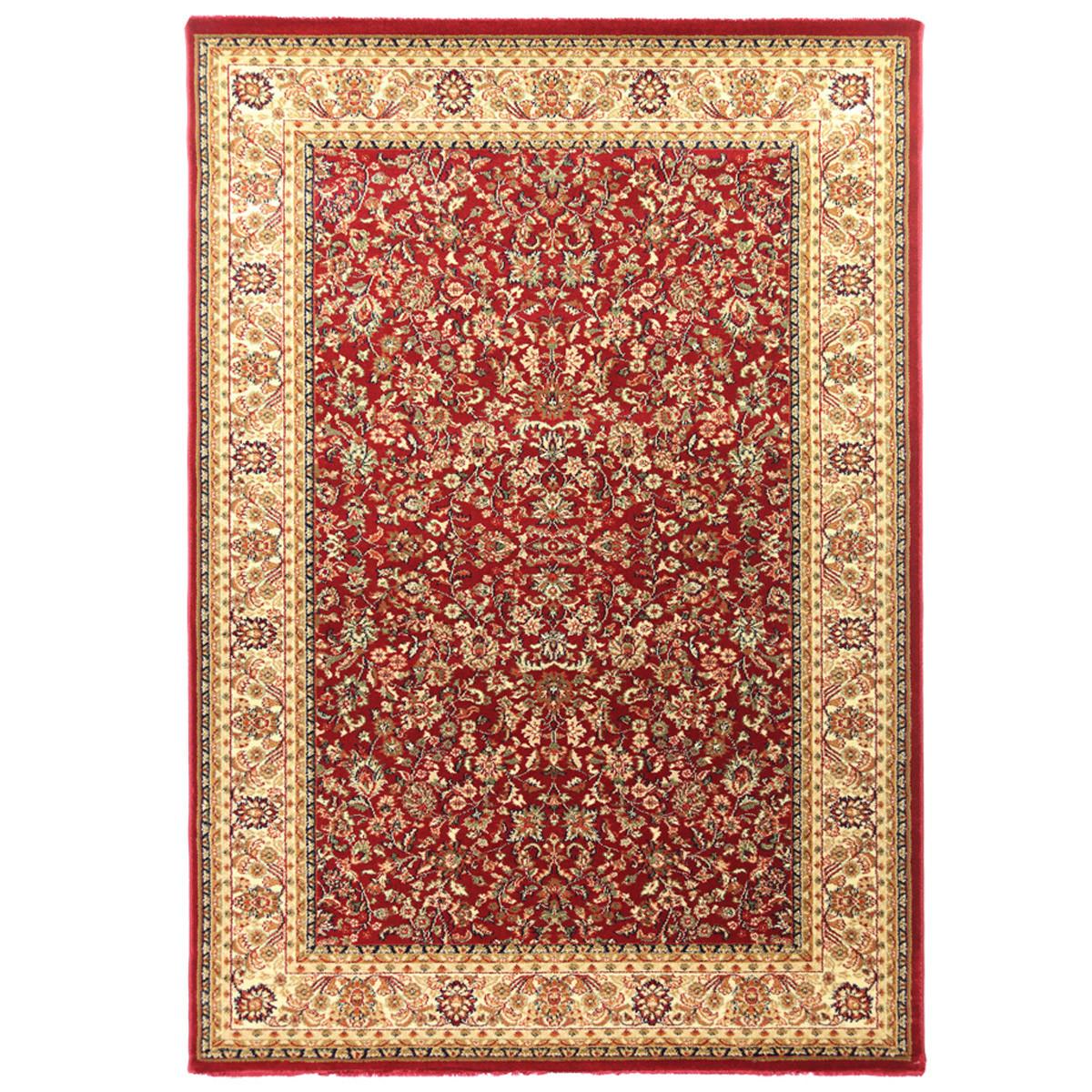 Χαλιά Κρεβατοκάμαρας (Σετ 3τμχ) Royal Carpets Olympia 8595E Red home   χαλιά   χαλιά κρεβατοκάμαρας