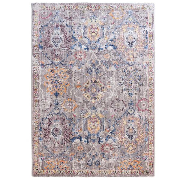 Χαλί (160x230) Royal Carpets Lumina 488 Grey Cream
