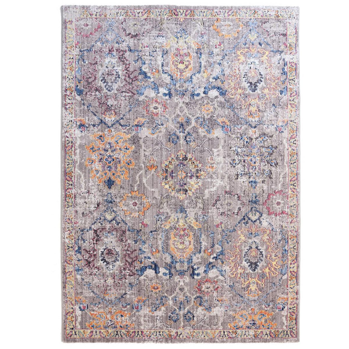 Χαλί (160×230) Royal Carpets Lumina 488 Grey Cream