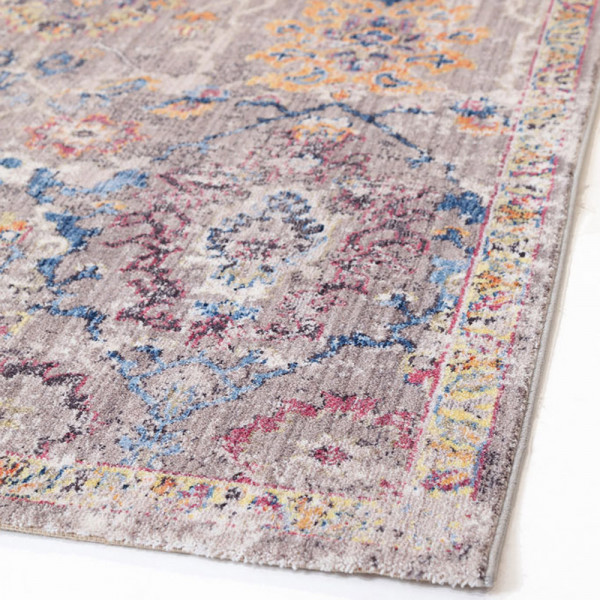 Χαλί (160x230) Royal Carpets Lumina 488 Grey Cream