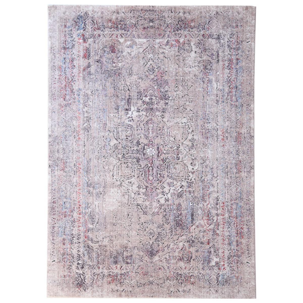 Χαλί (160×230) Royal Carpets Lumina Shrink 114B Blue Red