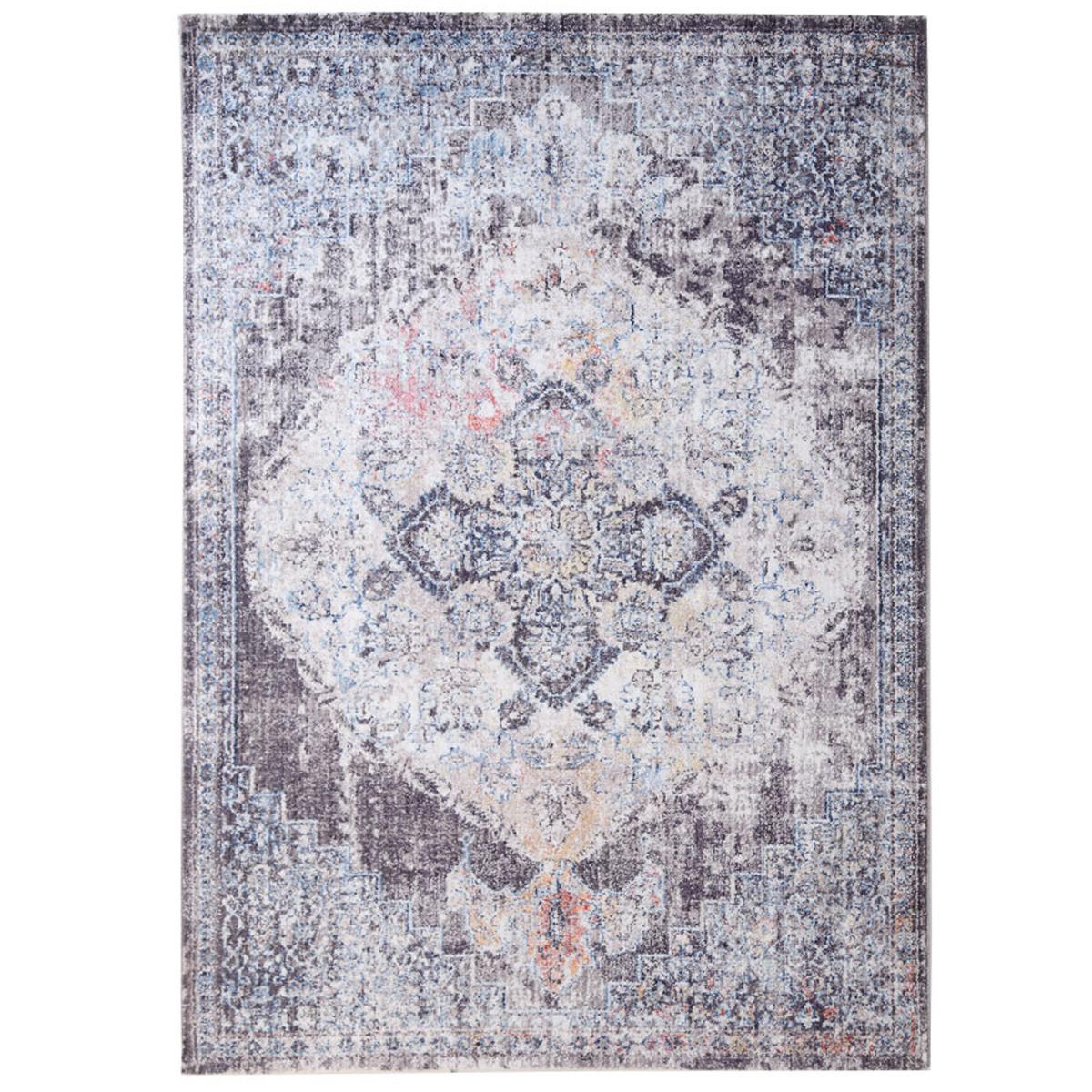 Χαλί (160×230) Royal Carpets Lumina Shrink 170A Grey Cream