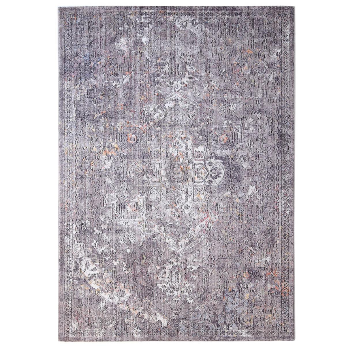 Χαλί (120×170) Royal Carpets Lumina Shrink 197A Grey
