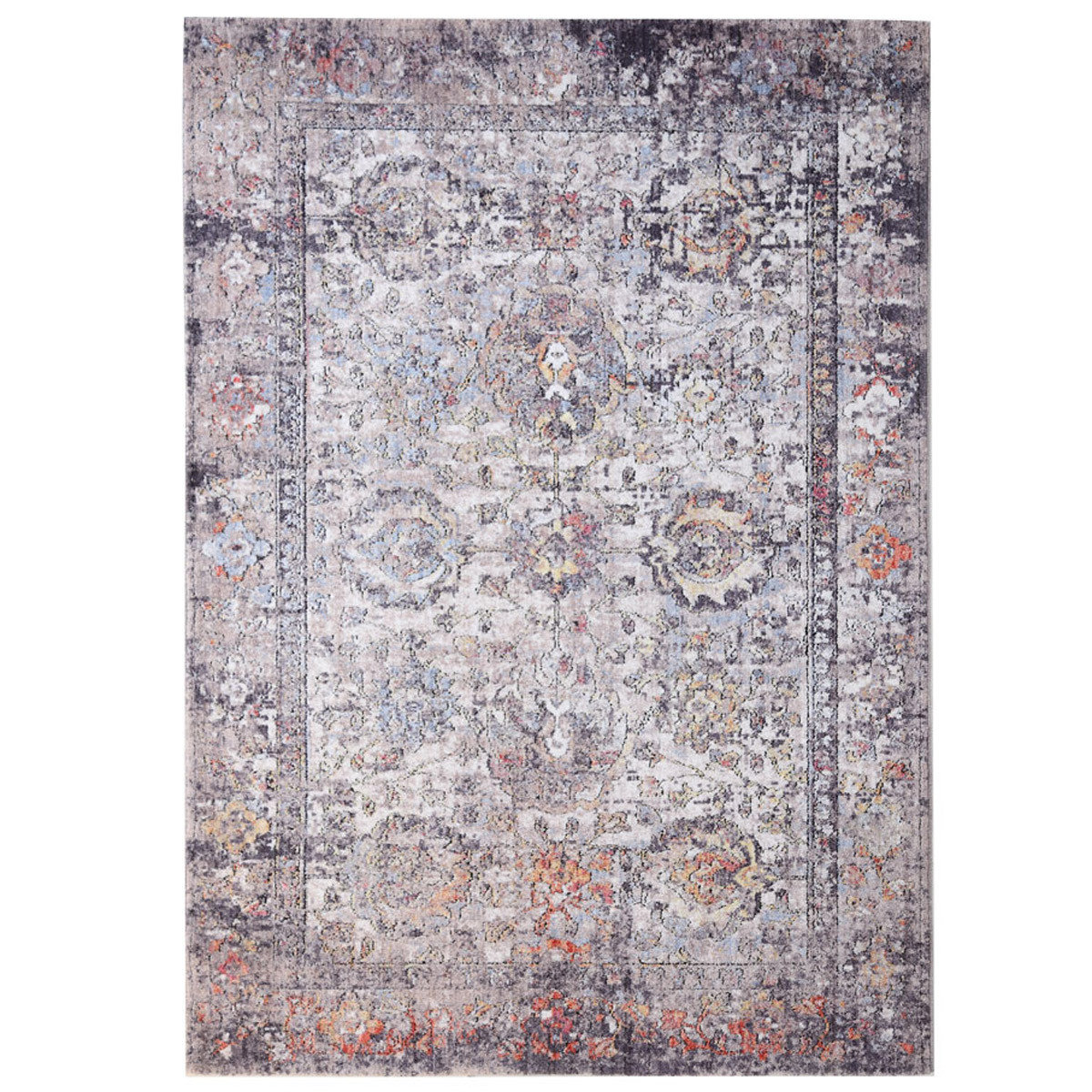 Χαλί (120×170) Royal Carpets Lumina Shrink 578B Grey