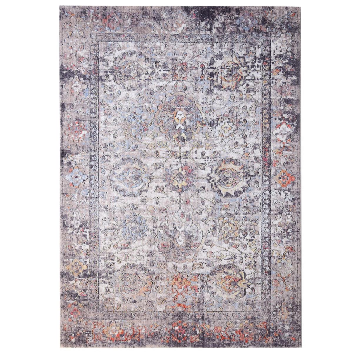 Χαλί (160×230) Royal Carpets Lumina Shrink 578B Grey