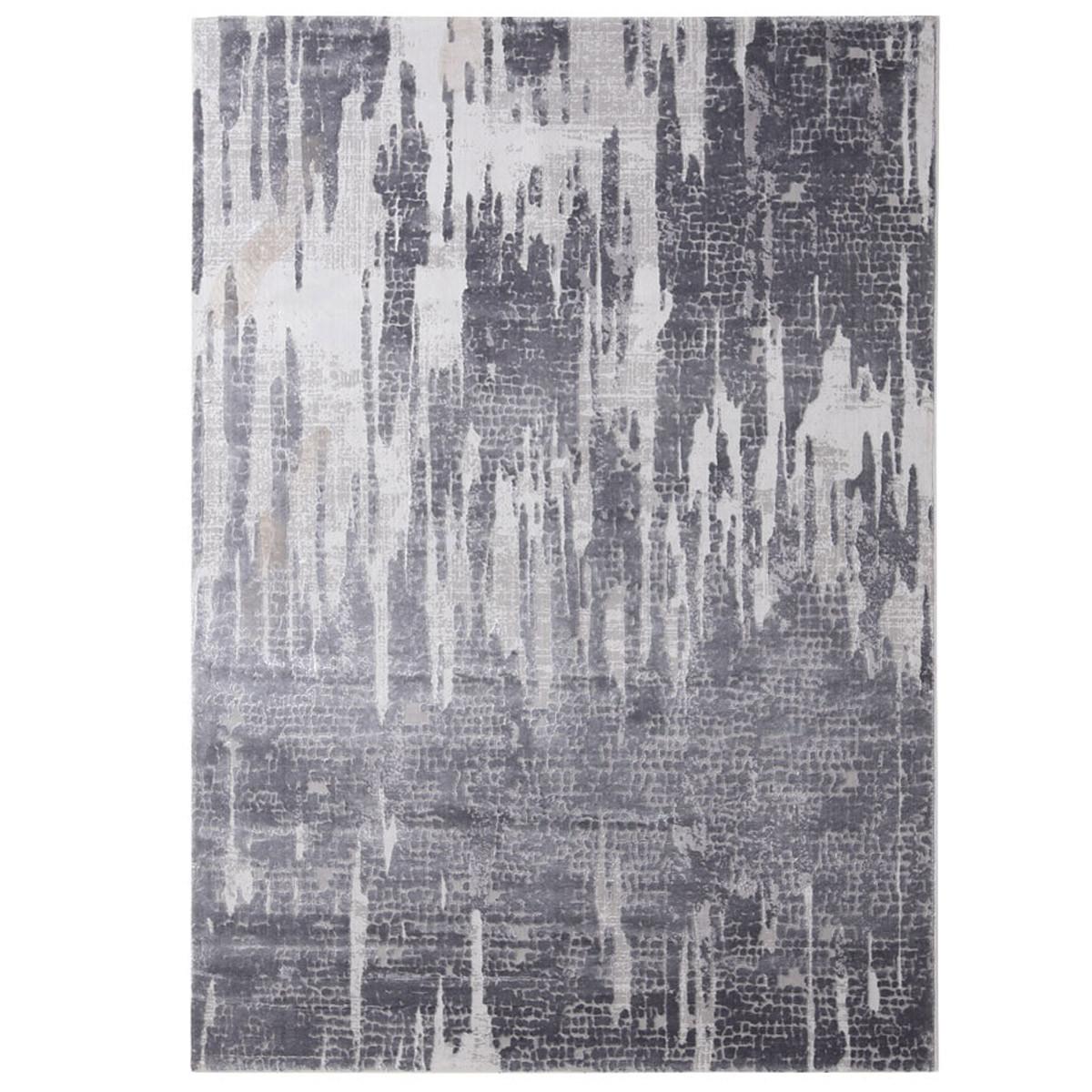 Χαλί (200×290) Royal Carpets Metropolitan 6469B L.Grey D.Grey