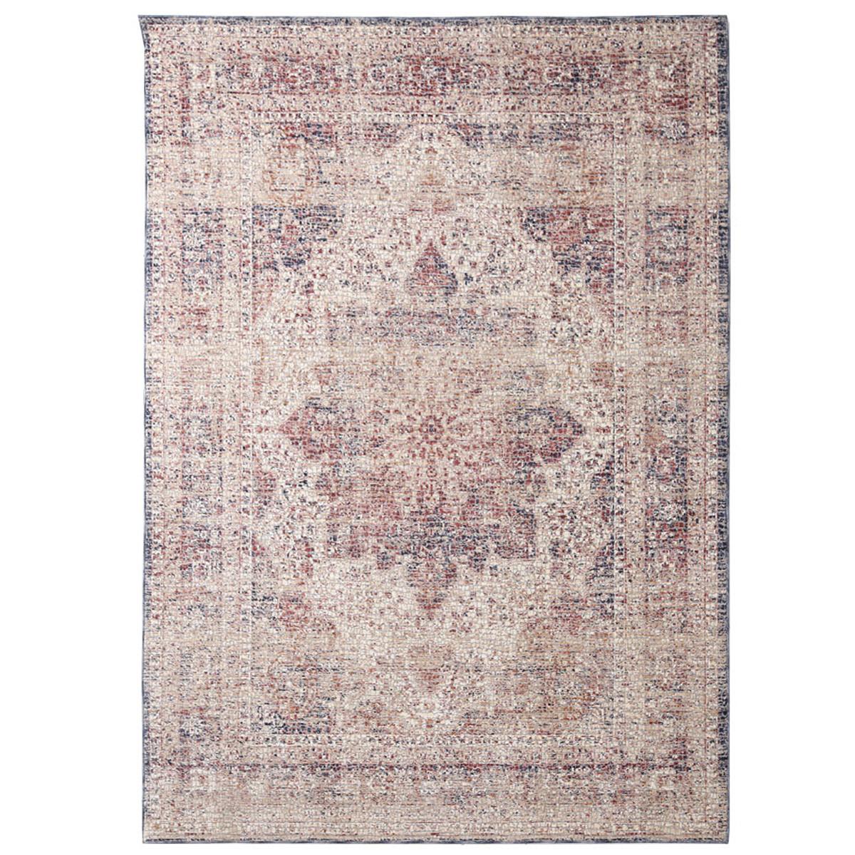 Χαλί All Season (160×230) Royal Carpets Palazzo 6533C Ivory D.Blue