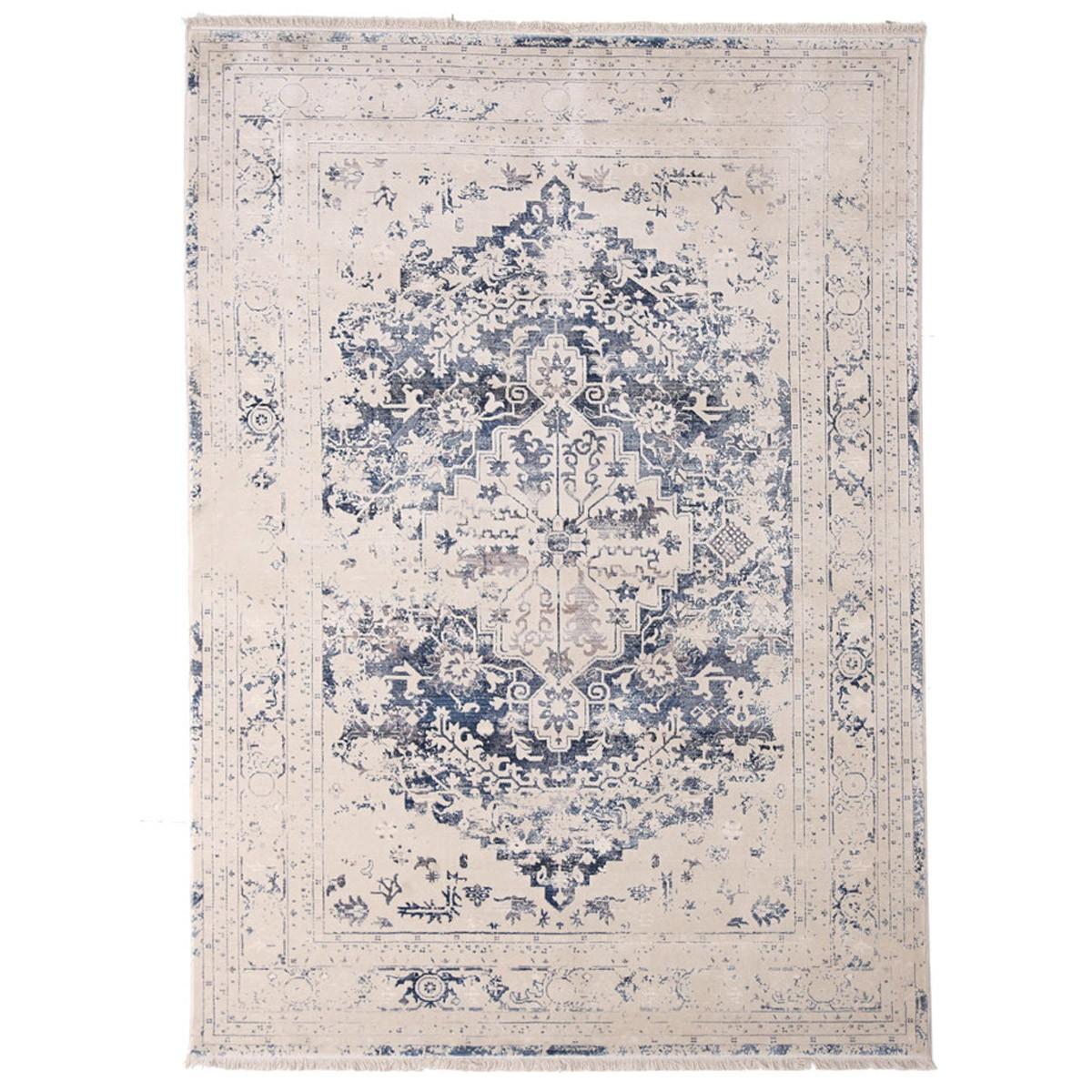 Χαλιά Κρεβατοκάμαρας (Σετ 3τμχ) Royal Carpets Pure 34 Blue