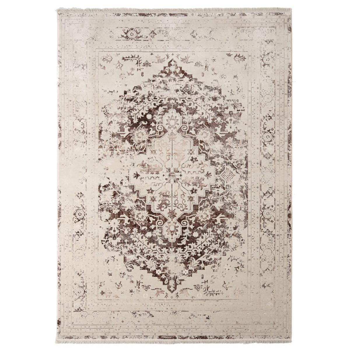 Χαλιά Κρεβατοκάμαρας (Σετ 3τμχ) Royal Carpets Pure 34 Brown