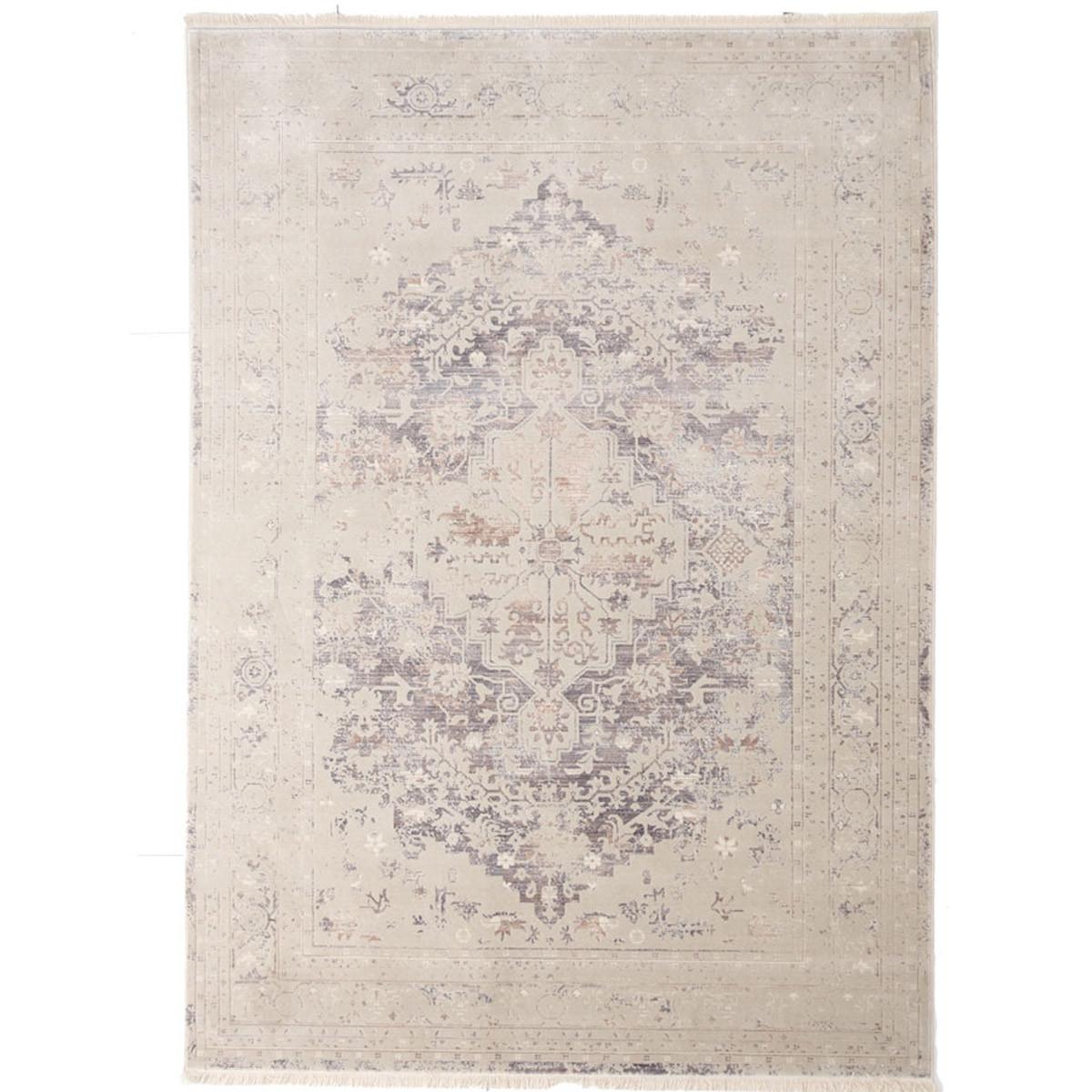Χαλιά Κρεβατοκάμαρας (Σετ 3τμχ) Royal Carpets Pure 34 L.Grey