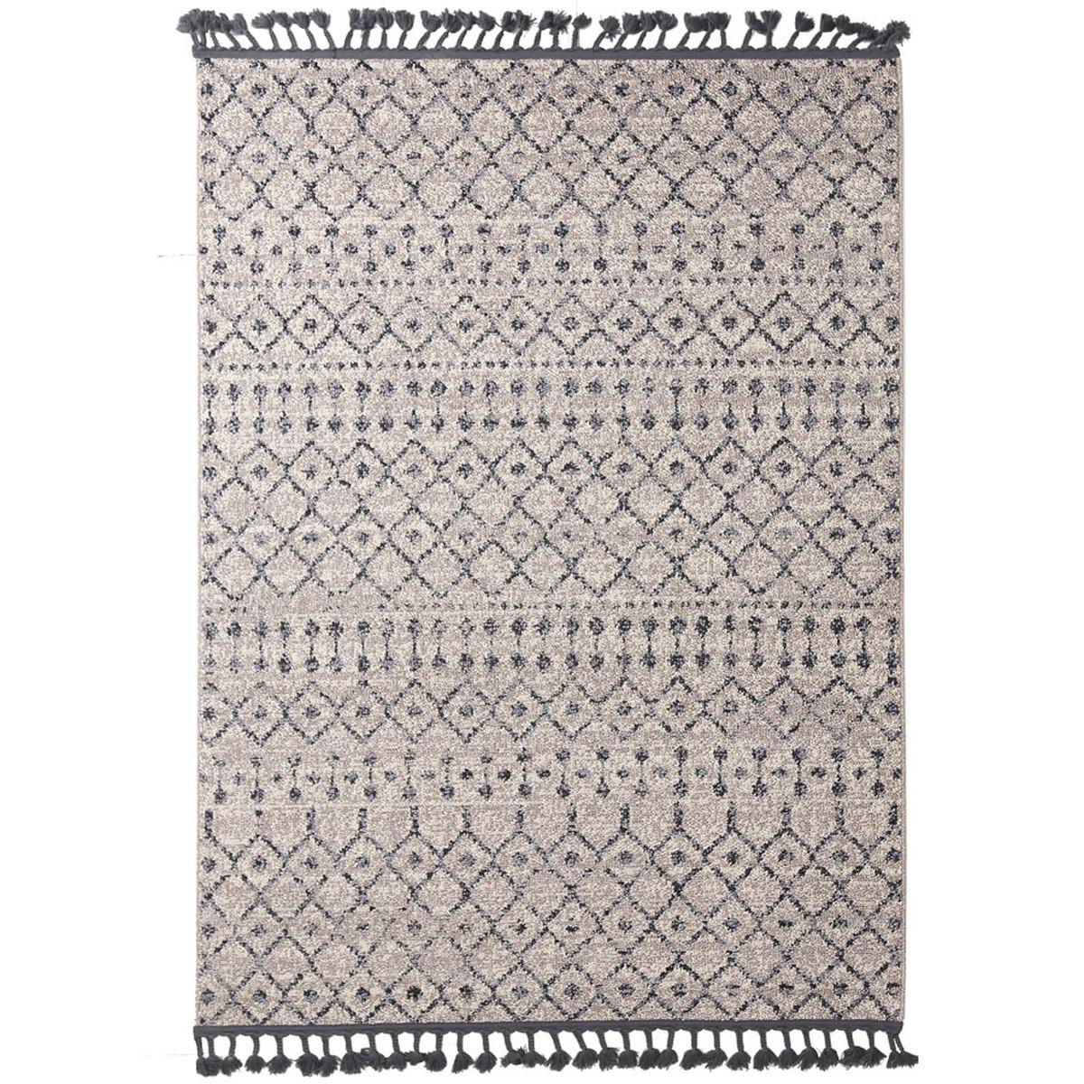 Χαλί All Season (200×290) Royal Carpets Boho 6524B Beige
