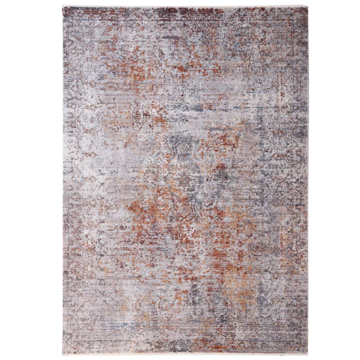 Χαλί All Season (160×234) Royal Carpets Rusty 307C Grey