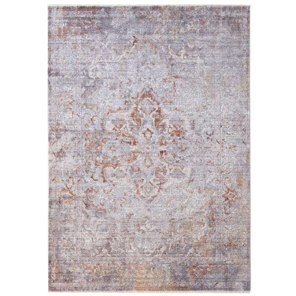 Χαλί All Season (140x204) Royal Carpets Rusty 481D Grey