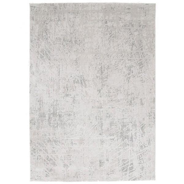 Χαλί (200x290) Royal Carpets Silky 340D White