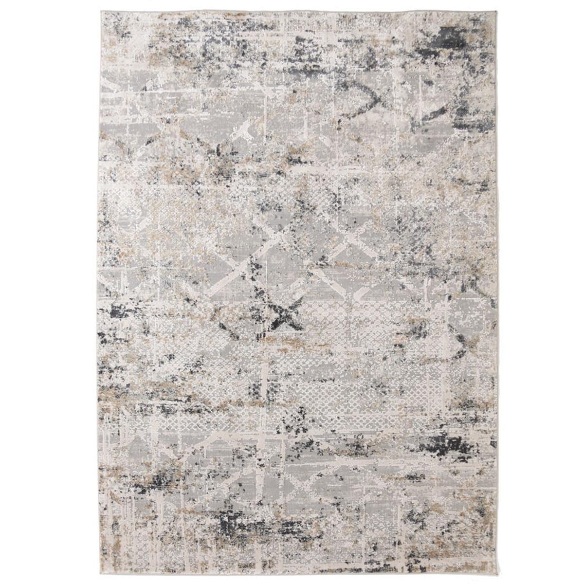 Χαλί (200×290) Royal Carpets Silky 344A Grey