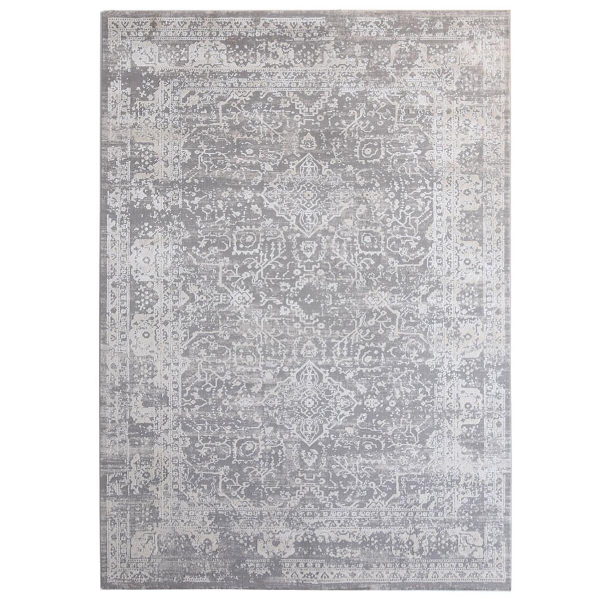 Χαλί (200×290) Royal Carpets Silky 859A Grey