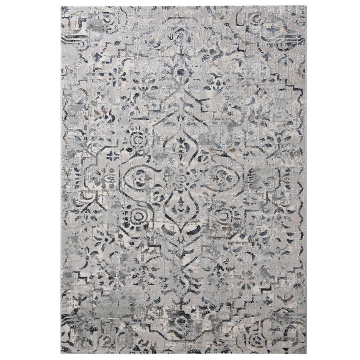 Χαλιά Κρεβατοκάμαρας (Σετ 3τμχ) Royal Carpets Elegance 5409 Grey