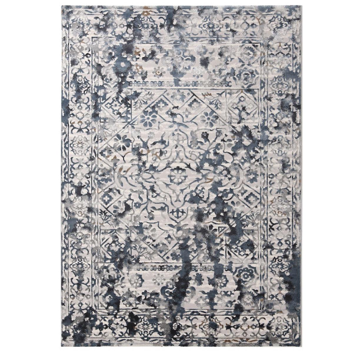 Χαλιά Κρεβατοκάμαρας (Σετ 3τμχ) Royal Carpets Elegance 5411 Grey