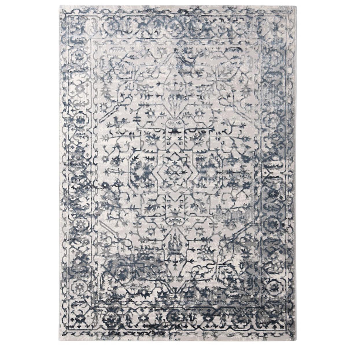 Χαλιά Κρεβατοκάμαρας (Σετ 3τμχ) Royal Carpets Elegance 5412 Grey