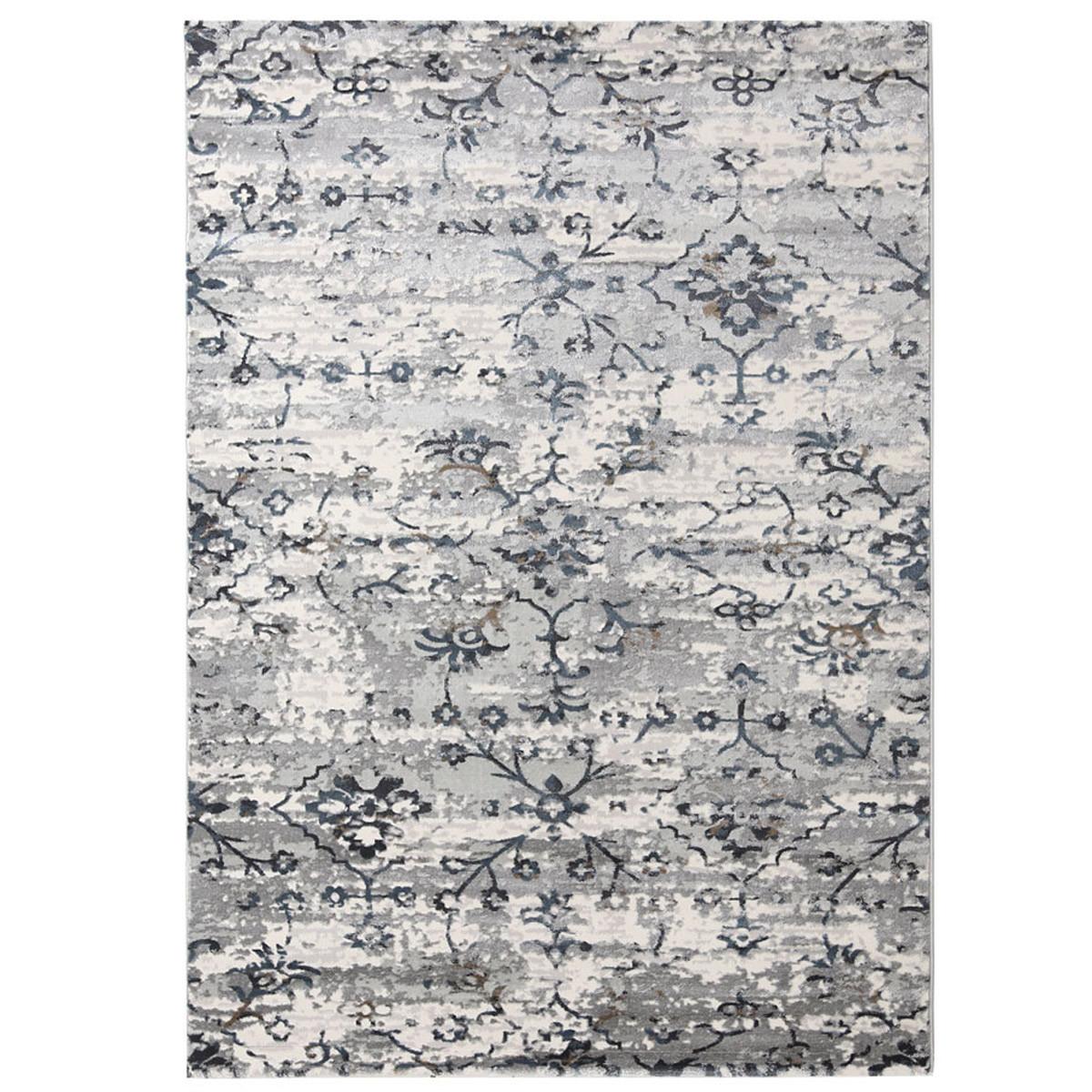 Χαλιά Κρεβατοκάμαρας (Σετ 3τμχ) Royal Carpets Elegance 5413 Grey