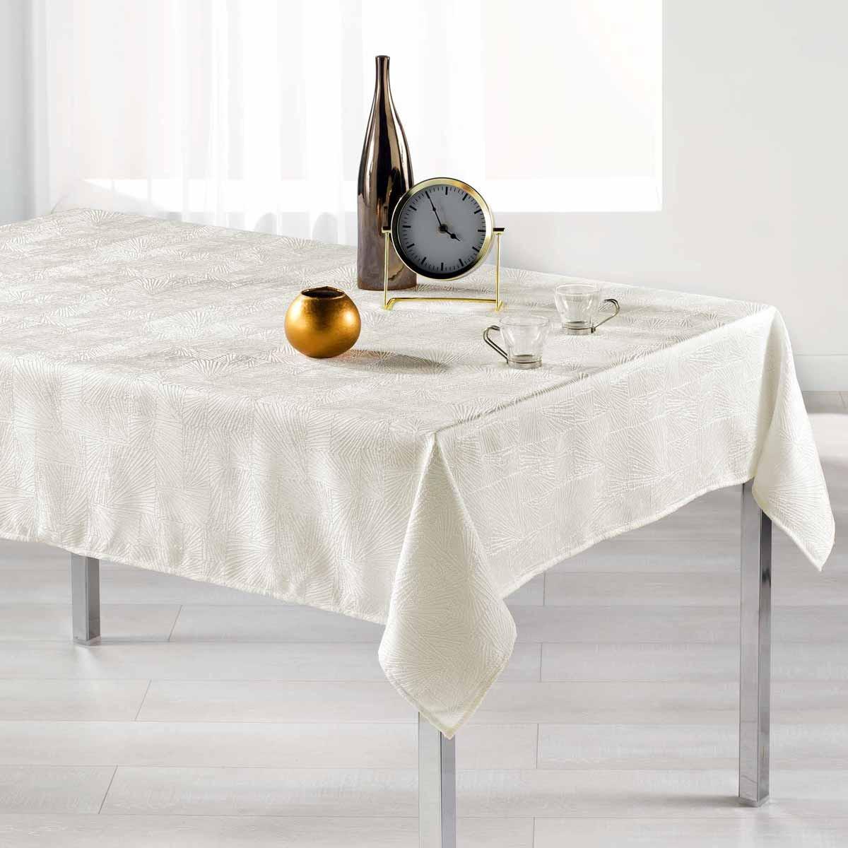 Αλέκιαστο Τραπεζομάντηλο (140×250) Alisson Blanc 1722187