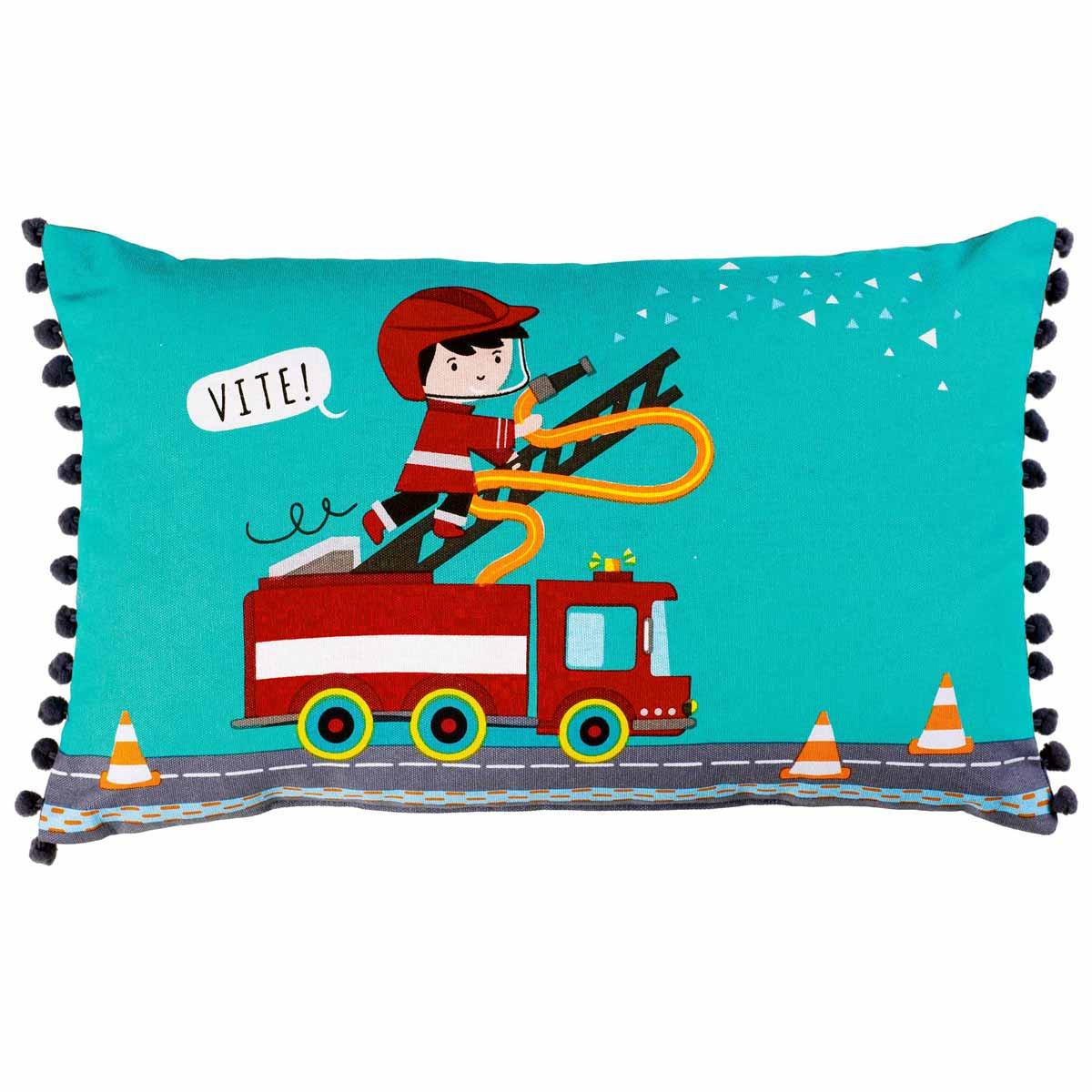 Διακοσμητικό Μαξιλάρι Flyn Sans 1607685 home   παιδικά   διακοσμητικά μαξιλάρια παιδικά
