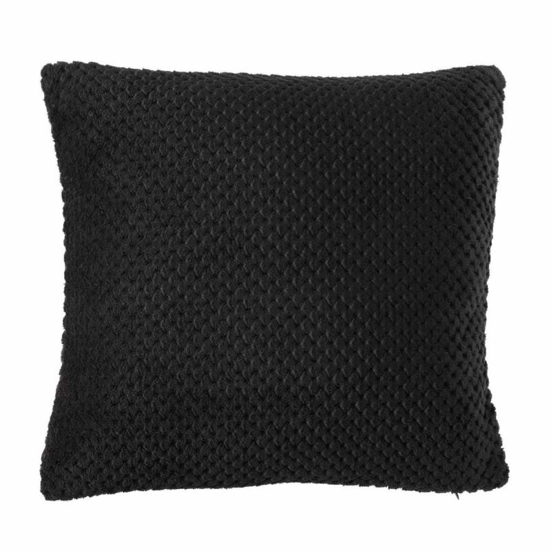 Διακοσμητική Μαξιλαροθήκη (40x40) L-C Didou Noir 1605461