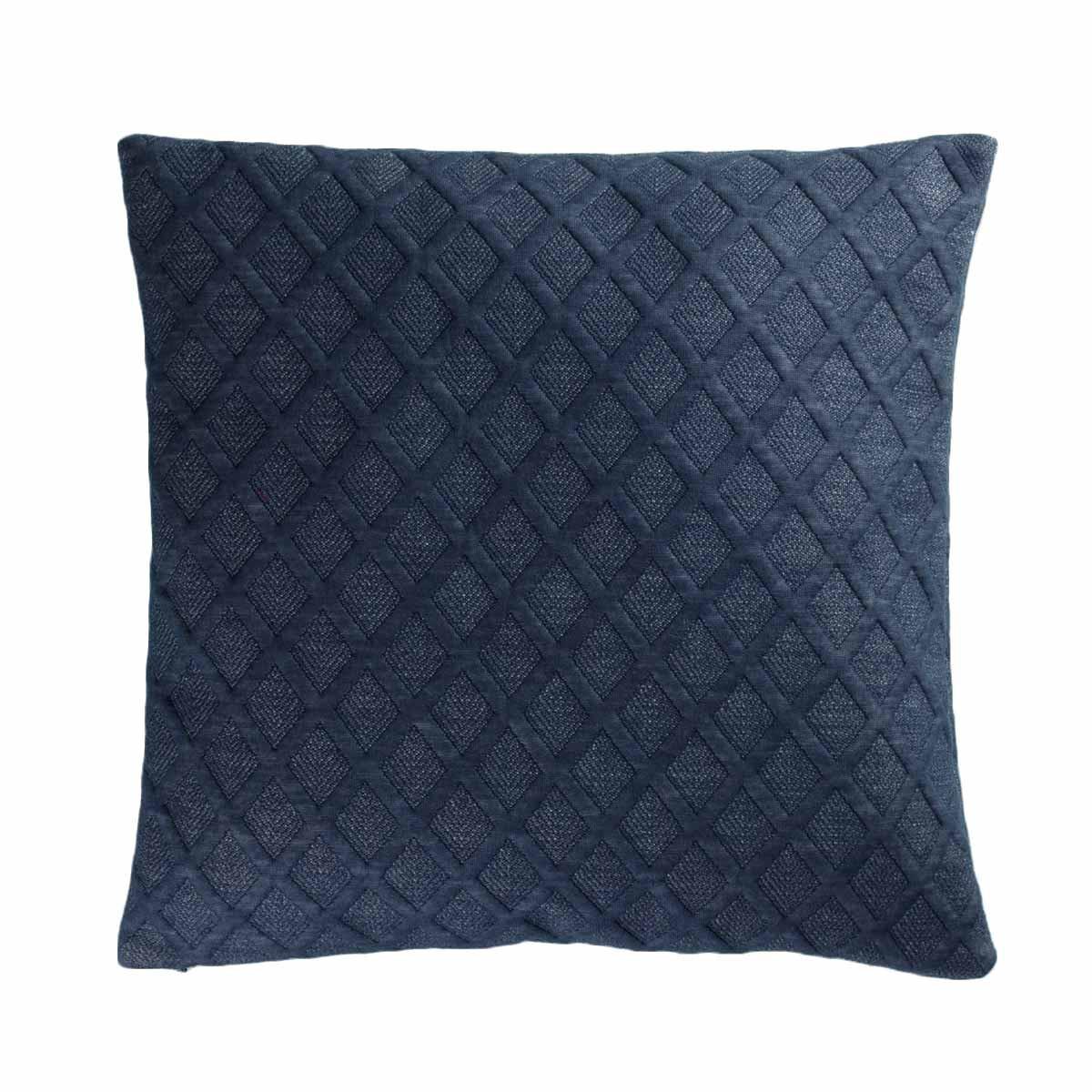 Διακοσμητική Μαξιλαροθήκη Maora Bleu 1607612