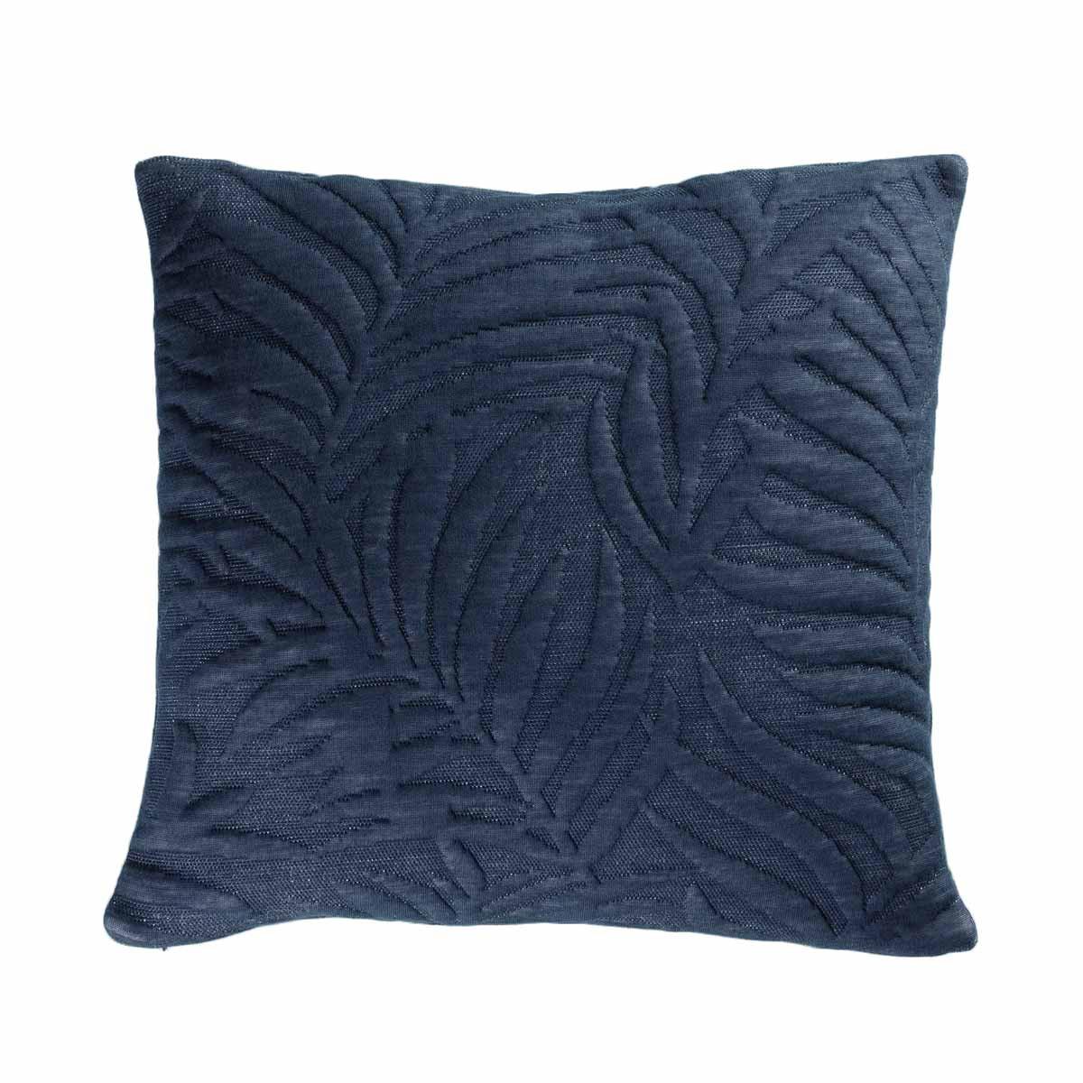 Διακοσμητική Μαξιλαροθήκη Hexochic Bleu 1607620