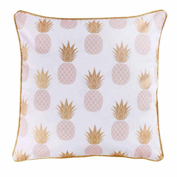 Διακοσμητική Μαξιλαροθήκη (40x40) Sweet Ananas 1607771