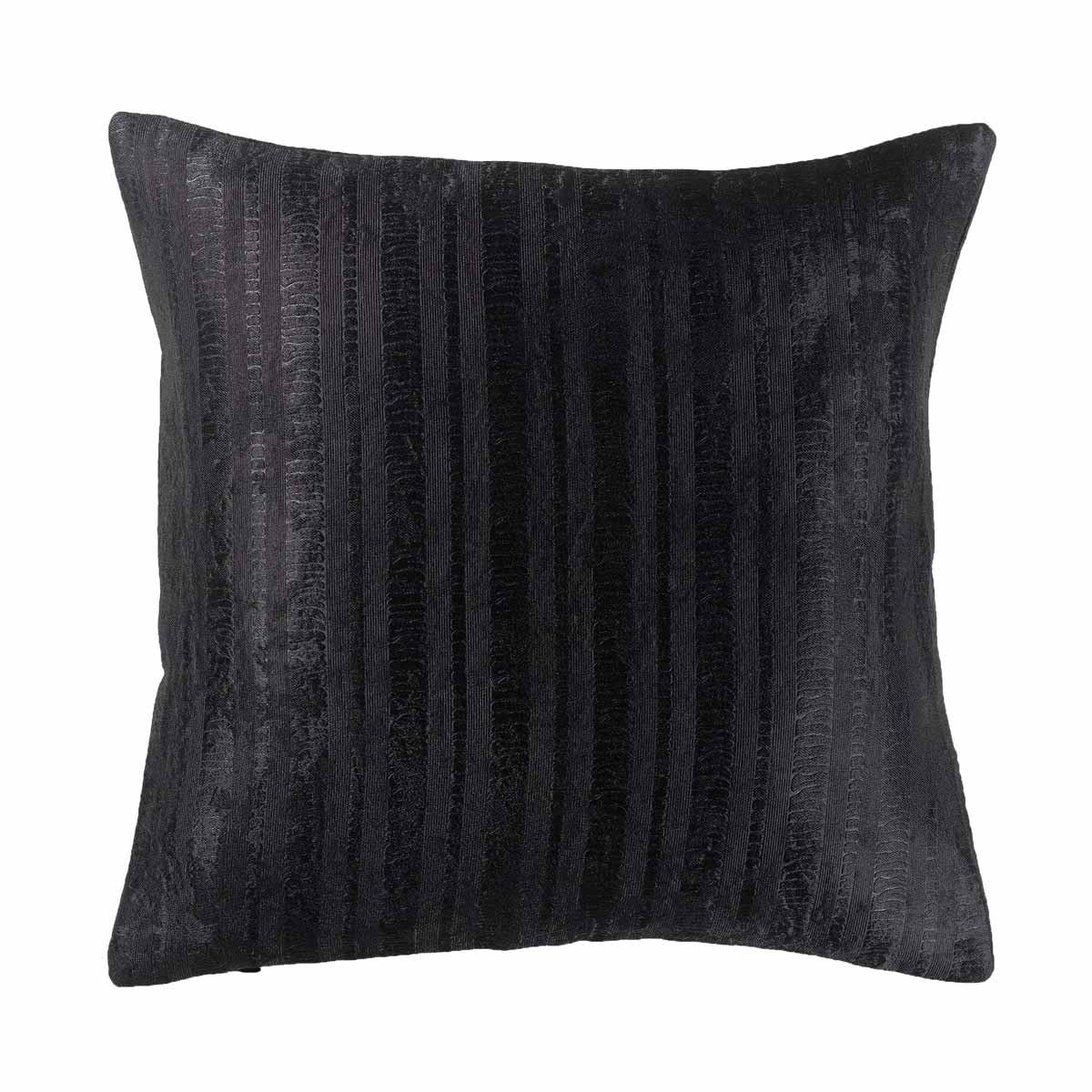 Διακοσμητική Μαξιλαροθήκη Paleo Noir 1607665