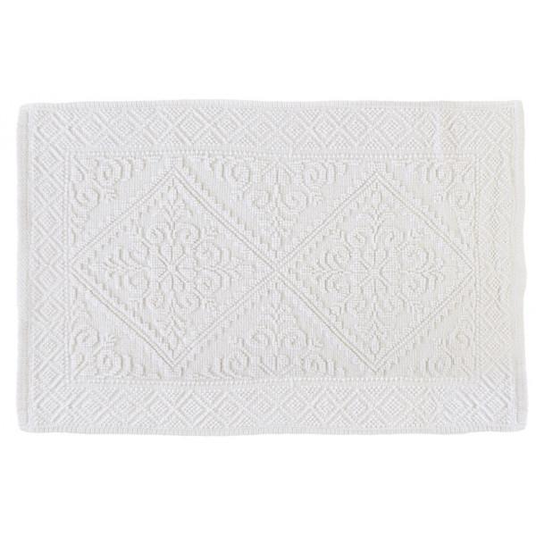 Πατάκι Μπάνιου (50x80) Dimitracas Moa 05820.002 Ιβουάρ
