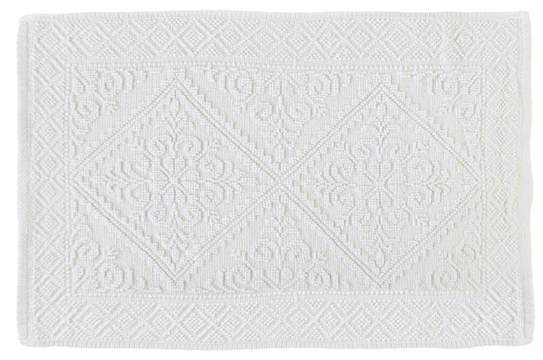Πατάκι Μπάνιου (50×80) Dimitracas Moa 05820.002 Ιβουάρ