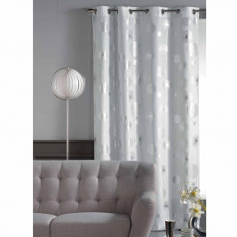 Κουρτίνα (140x260) Με Τρουκς Tinette Rideau Blanc 1607721
