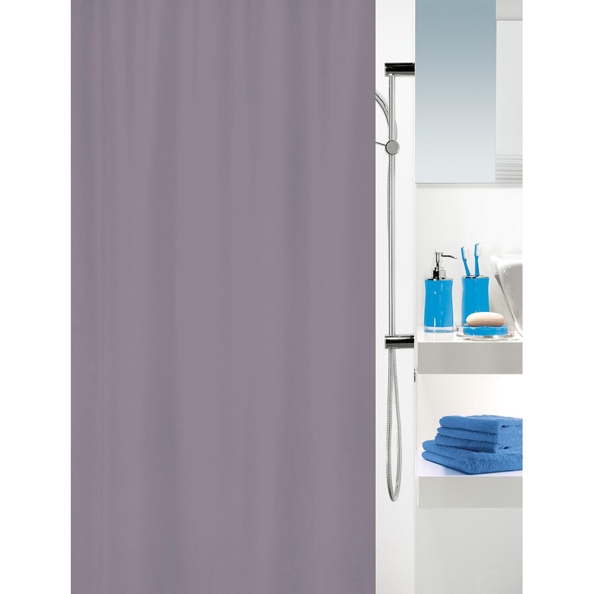 Κουρτίνα Μπάνιου (180×180) Spirella 02443.004 Campus Grey