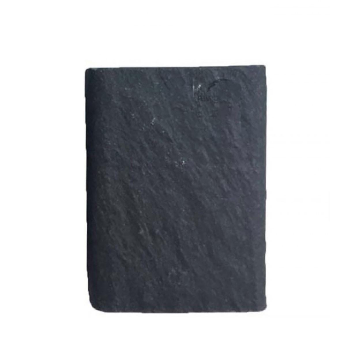 Ποτήρι Οδοντόβουρτσας Spirella 02814.002 Petra Anthracite
